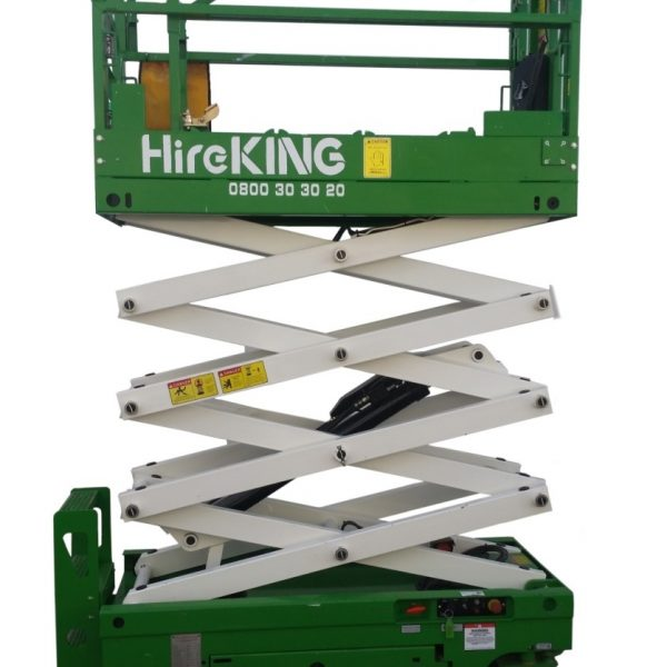 Scissor Lift 6m Electric