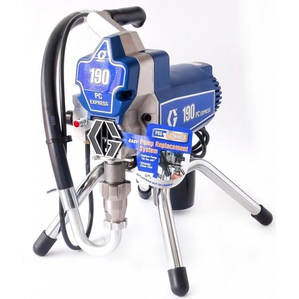 Airless Paint Sprayer - Solvent Based