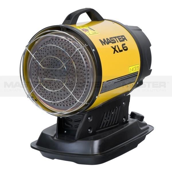 Diesel Radiant Heater Small