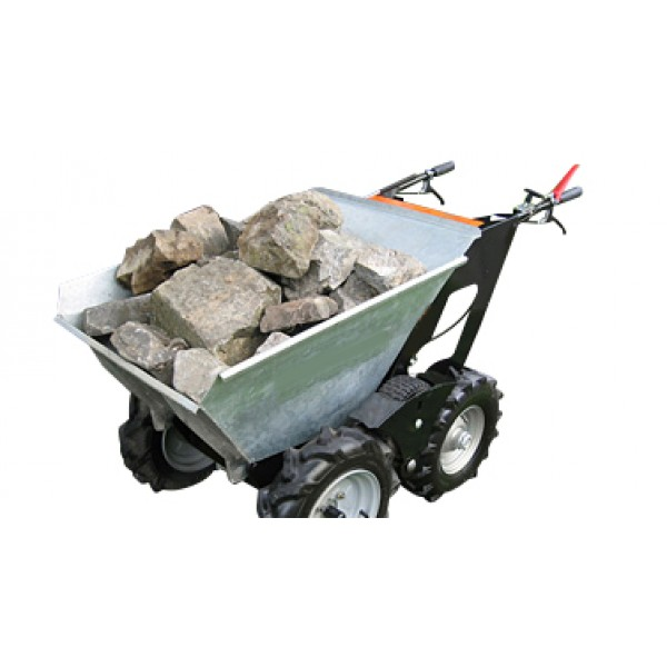 Mini Dumper Powered Wheelbarrow