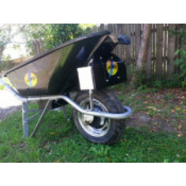 Wheelbarrow - Battery Powered