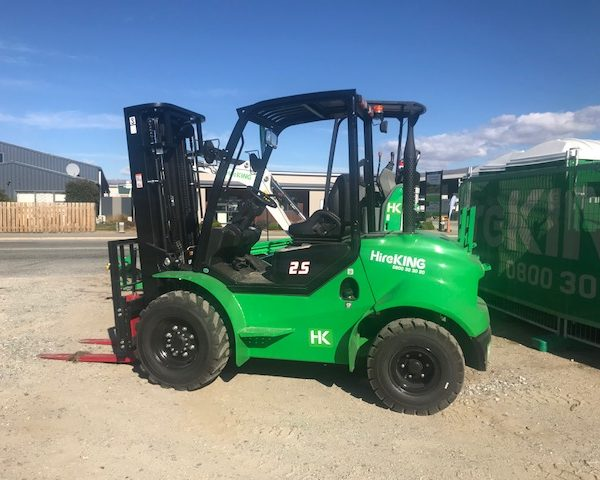 Forklift 2.5t (All Terrain)
