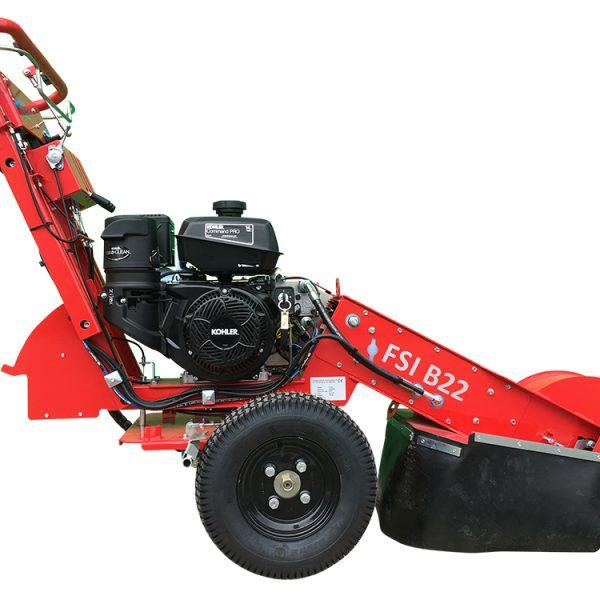 FSI Tech B22 Stump Grinder